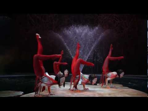 Cirque du Soleil: Worlds Away Behind the Scenes