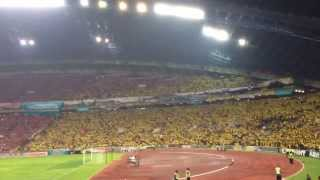 preview picture of video 'Poznan style Pahang di Stadium Shah Alam : Final Piala Malaysia 2013'