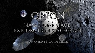 Space kaarten, Narrated by Carol Meier professional female..