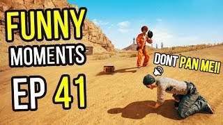 PUBG: Funny Moments Ep. 41