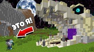 КАК ПРИЗВАТЬ ОГРОМНОЕ ЗДАНИЕ В МАЙНКРАФТ! Обзор мода Prefab Minecraft