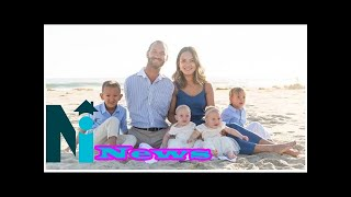 Limbless pastor Nick Vujicic shares adorable photos with his wife and four kids