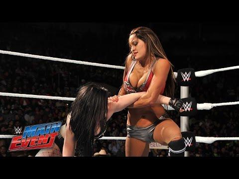 Download WWE Main Event | Paige vs Nikki Bella  Jan 6, 2015 | Sport Entertainment HD