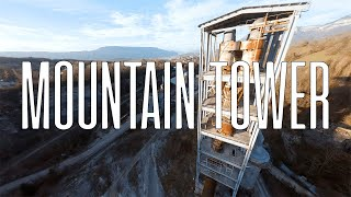 Mountain tower - Cinematic/Freestyle FPV