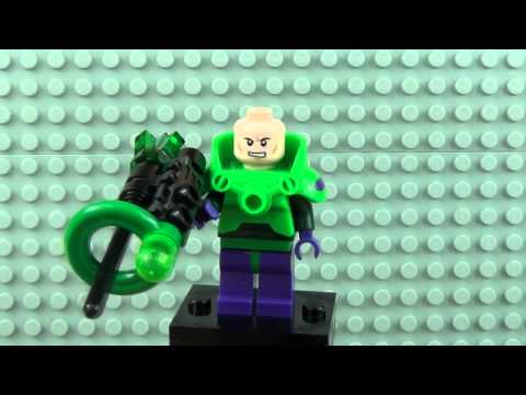 NEW LEGO LEX LUTHOR FROM SET 30164 SUPERMAN (sh039)