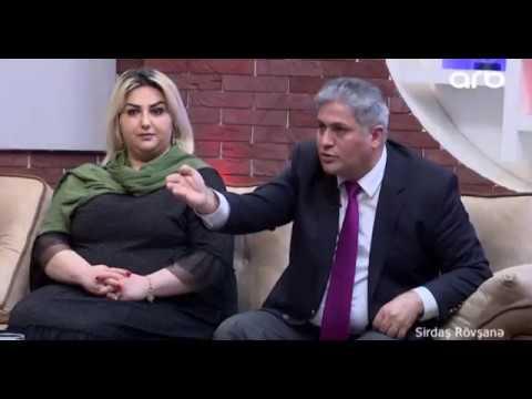 Qadinlari tenqid eden ekspert efiri terk etdi - Sirdas Rovsane - ARB TV