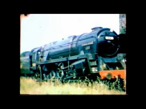92220 Worth Valley Railway 1974