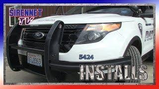 Arcadia Security's Ford Utility Interceptor Patrol Vehicle
