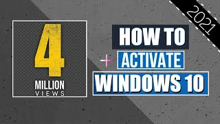 Windows 10 Pro Activation Free 2018 All Versions Without Any Software Or Product Key Update 2018 ✔