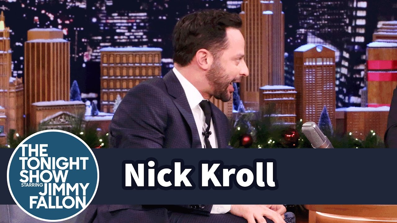 Nick Kroll Might Have Poisoned Chris Pratt During Oh, Hello thumbnail