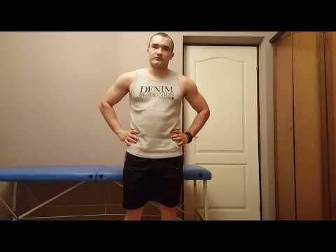 Ćwiczenia dla regeneracji mięśni ramion i nóg