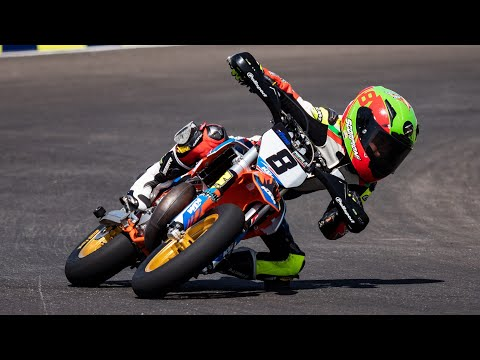 Best of Minimoto Kids | Supermoto Villena 2020 by Jaume Soler