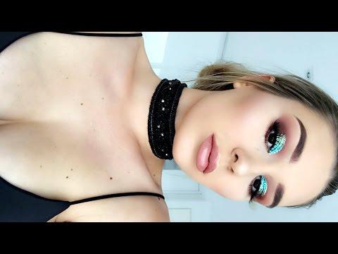 Makeup Tutorial WITHOUT Fake Tan!!!!