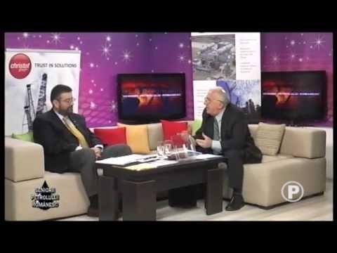 """Emisiunea """"Seniorii Petrolului Romanesc"""" P1 – ing. Bogdan Zamfirescu – 2 mai 2015"""