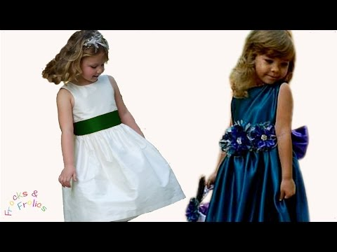 Brautjungfern Kleid - Wie man es näht
