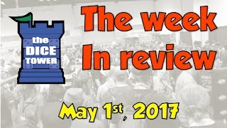 Week in Review - May 1, 2017