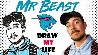 MrBeast : Draw My Life (Complete Story)