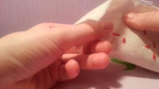 Смотреть онлайн Как научиться вышивать крестиком для начинающих