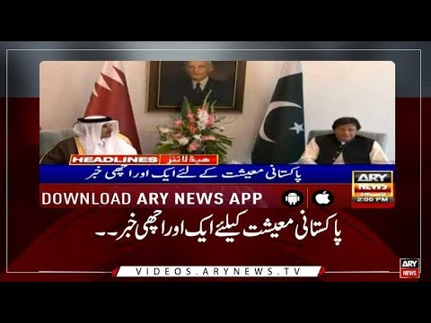 Headlines ARYNews 1400  24th June 2019 (видео)