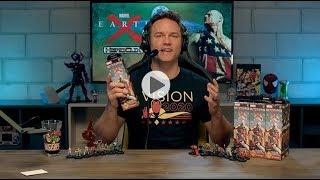 Marvel HeroClix Earth-X Unboxing Part 3