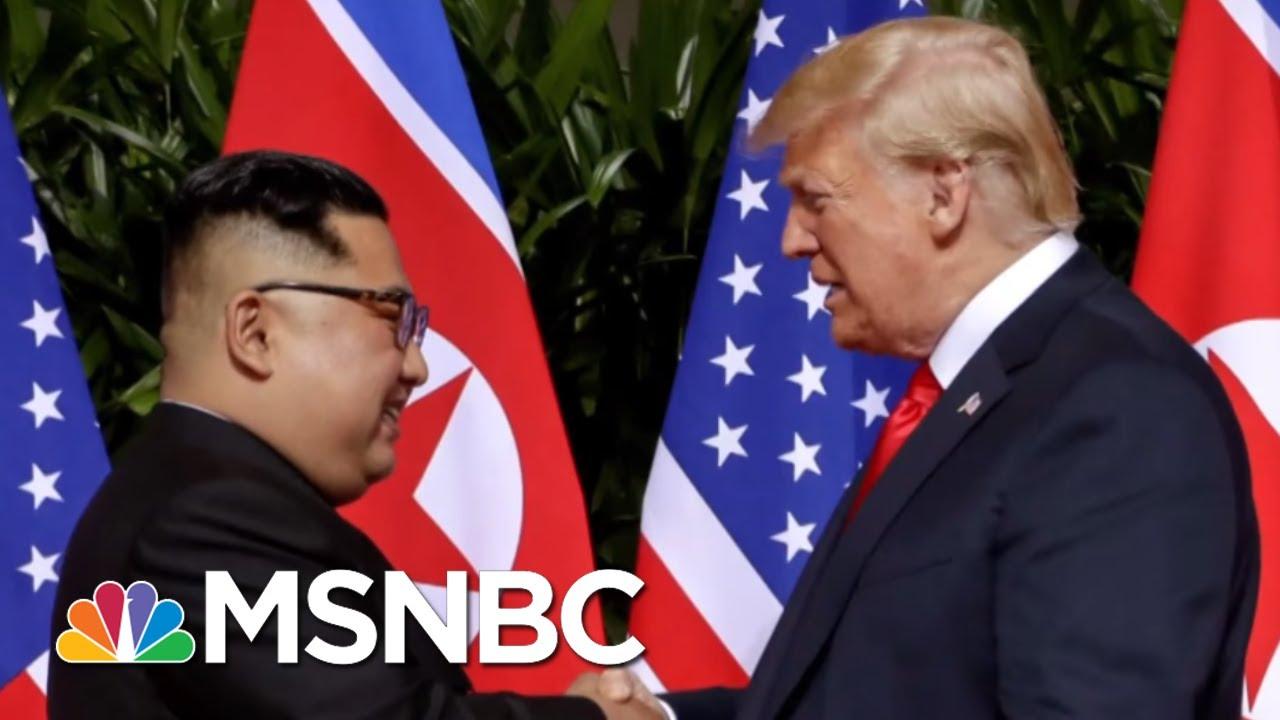 Joe: Where Are The Republicans On North Korea? | Morning Joe | MSNBC thumbnail
