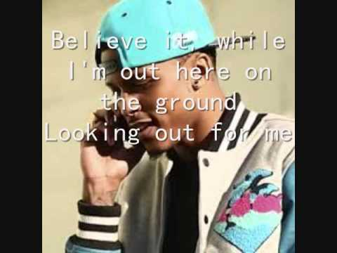 August Alsina- Dont Forget About Me W/ Lyrics