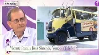 preview picture of video 'Museo de Coches de Cine en el Programa Historias con Duende de Castilla-La Mancha Televisión (2)'
