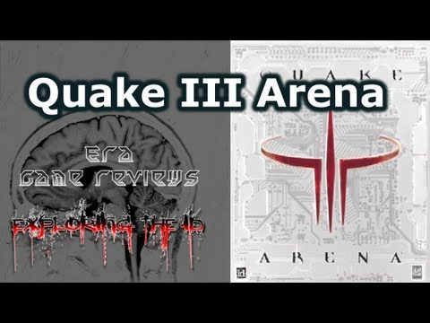 quake 3 team arena + quake 3 arena (2000) pc