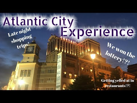 Random Trip to Atlantic City Experience!