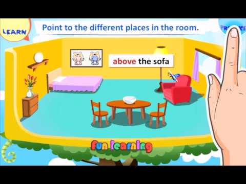 Video of Kids Grammar Prepositions 1