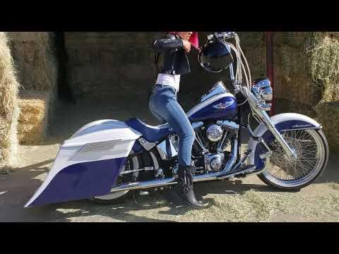 2007 Harley-Davidson Softail® Deluxe in Temecula, California - Video 1