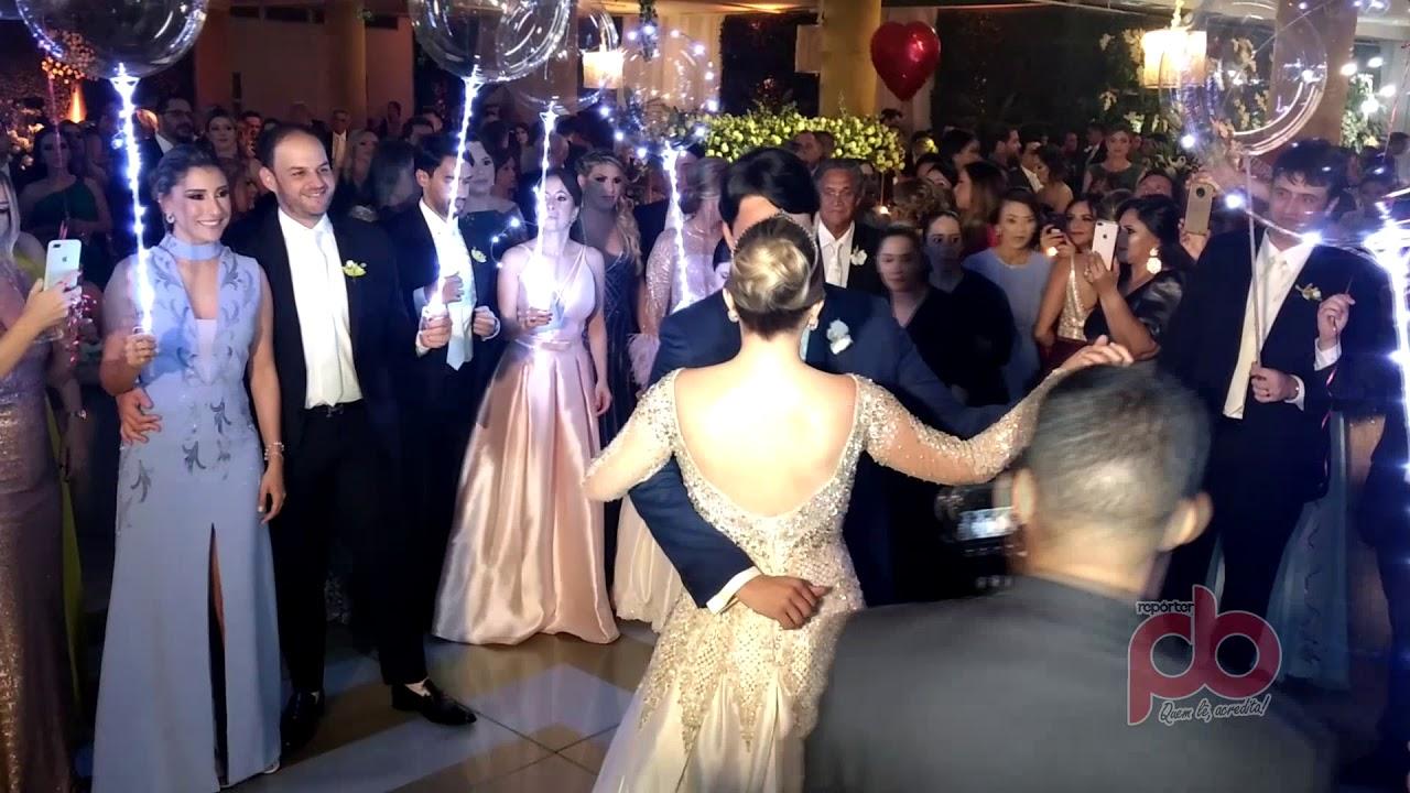 Casamento da Filha de Lucio Mattos e Dra. Núbia Gadelha movimentou sociedade Pessoense