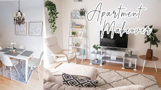 My Low Budget Apartment Makeover | Apartment Tour 2019🏠✨