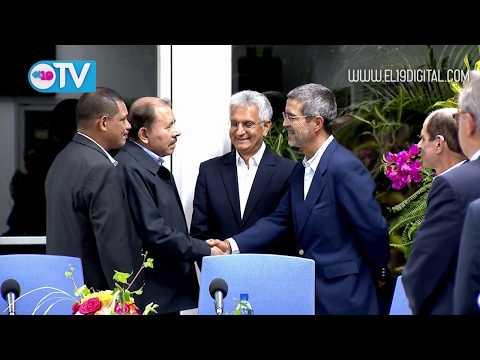 Daniel se reúne con Directores del Banco Mundial