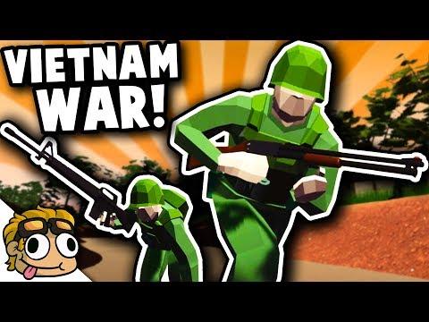 WORLD WAR 2 BATTLE w/ TEAM SPECIFIC LOADOUTS! | Ravenfield
