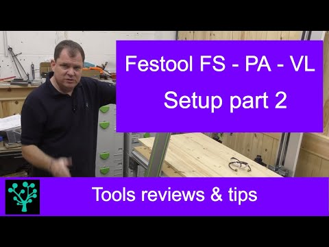 Festool Parallel Guide Fs Pa