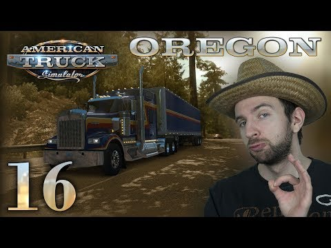 OREGON DLC | American Truck Simulator #16