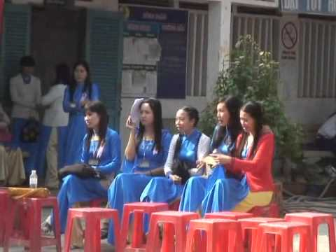 10 năm thành lập trường THCS Long Kiến - Chợ Mới - An Giang - phần 4