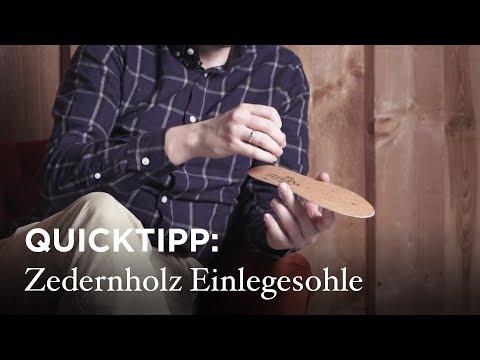Quicktipp: Nie wieder Schweißfüße