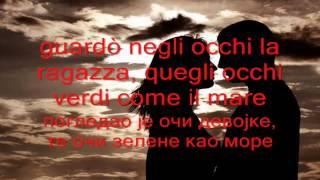 Andrea Bocelli Caruso srpski prevod (српски превод)