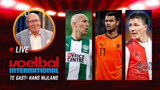 LIVE: Toekomst Robben, Gakpo In Oranje & Feyenoord Kansloos Zonder Berghuis?