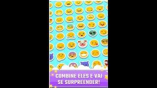 Game play emoji match