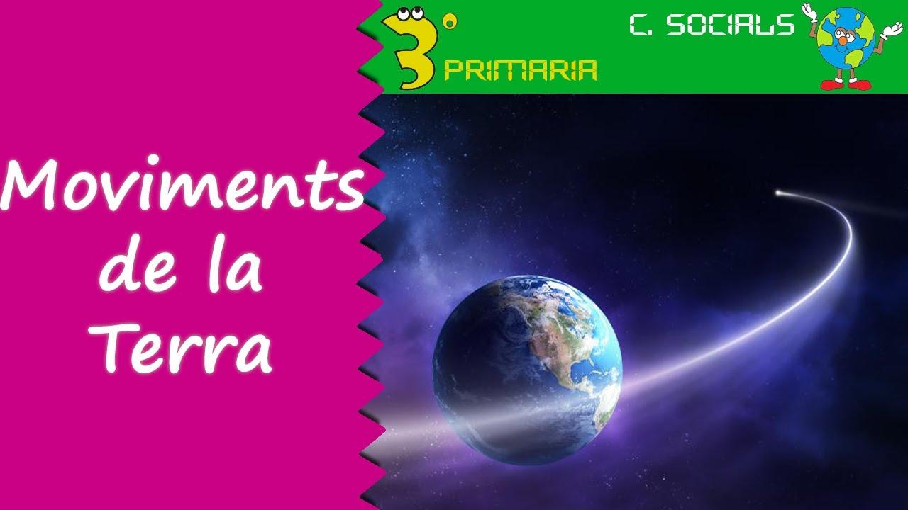Ciències Socials. 3r Primària. Tema 7. Els moviments de la Terra