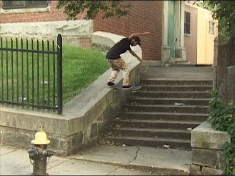 KEVIN COAKLEY FULL PART FROM 'LOOK LEFT' BY TRAFFIC SKATEBOARDS