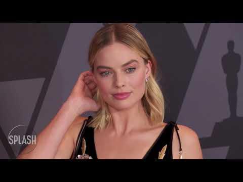 Margot Robbie shocked by her brother's interview | Daily Celebrity News | Splash TV