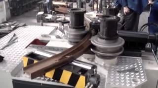 HPK 180 Hyd  Prof  Bend  Mach I Beam Bending Job