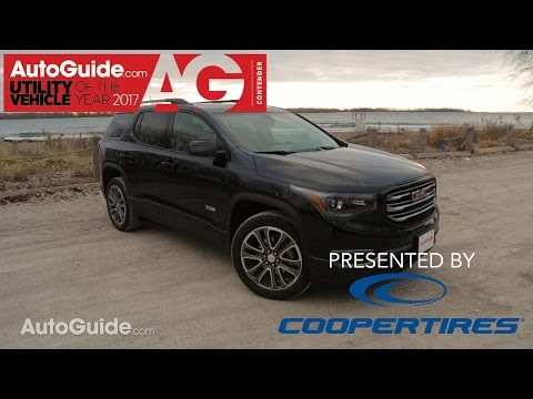 2017 GMC Acadia - 2017 AutoGuide.com Utility Vehicle of the Year Contender - Part 4 of 6