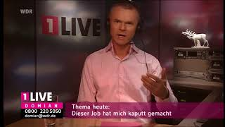 Domian 2011 03 03 Dieser Job Hat Mich Kaputt Gemacht 📺