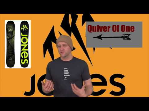The Jones Explorer Snowboard Review