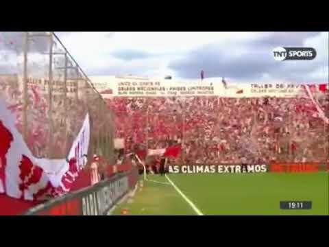 """""""Imponente Recibimiento Tatengue- Unión De Santa Fé"""" Barra: La Barra de la Bomba • Club: Unión de Santa Fe"""